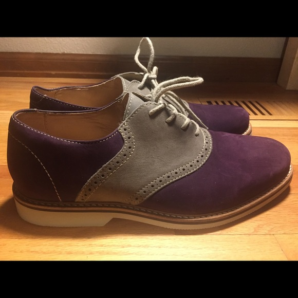 467892e5335 1901 Other - Nordstrom 1901 saddle up suede two tone shoes.